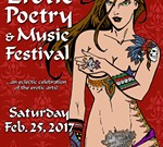 Erotic Poetry & Music Festival 30th Anniversary Show!