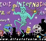 Call for animations & art for Detroit International Festival of Animation 2