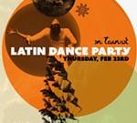 Sean Blackman's In Transit Detroit ~ Latin Dance Party