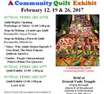 A Community Quilt Event