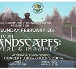 """Ferndale Community Concert Band """"Musical Landscapes: Real & Imagined"""" Concert"""