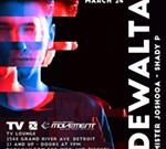 Paxahau presents: DeWalta -Official Movement Pre-Party