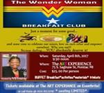 The Wonder Woman Breakfast Club