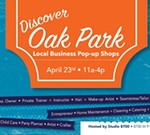 Discover Oak Park: Local Business Pop-up Shops