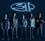 311 with special guests New Politics presented by 89X