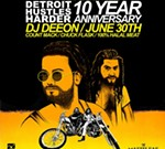 Detroit Hustles Harder 10-Year Anniversary