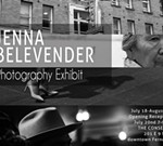 Artist Reception: Jenna Belevender, Photographer