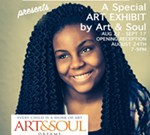 ART & SOUL PHOTOGRAPHY EXHIBIT AT THE CONSERVA FERNDALE