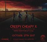 Creepy Cheapy X