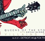 Queens of the Stone Age: Villains Tour