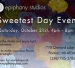 Sweetest Day Open Studio + Workshops