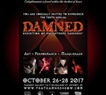 10th Annual DAMNED Exhibition of Enlightened Darkness