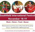 Southfield International Festival