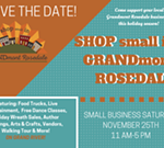 Shop Small in Grandmont Rosedale