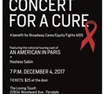 """Detroit Concert for a Cure featuring the """"An American in Paris"""" national tour"""