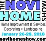 The Novi Home Show January 26-28, 2018