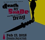 Death by Shade: Murder Is Such A Drag