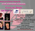 Sparkle Network Presents #SWT Heartbreakers 2018 Comedy Event