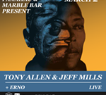 Paxahau Presents: Tony Allen & Jeff Mills
