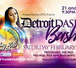 Detroit Dashiki Blast