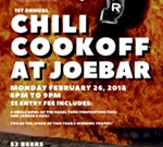 Hazel Park Firefighters Local 1414 VS Joebar 1st Annual Chili CookOff