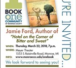 An Evening with Jamie Ford