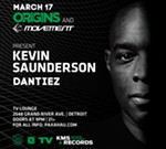 Origins and Movement Present: Kevin Sanderson (Movement Pre-Party)
