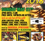 2nd Annual Jerk Fest