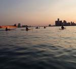 Detroit Full Flower Moon Kayak Tour