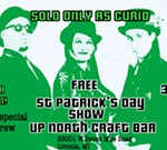Free St. Pat's Show with Sold Only As Curio