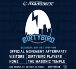 Dirtybird Players Official Movement Afterparty
