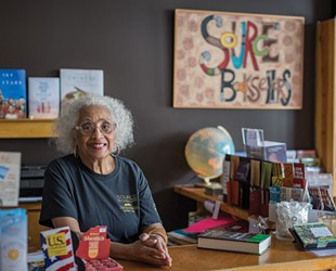 The Bibliophile: Janet Webster Jones, Source Booksellers owner