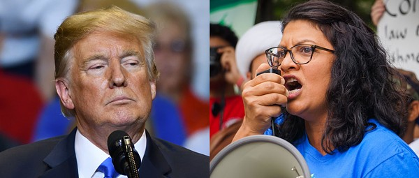 Tlaib renews call for impeachment following Trump's national emergency declaration