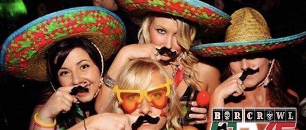 Detroit bar crawl organizers criticized for using photo of partygoers dressed up as 'Mexicans'