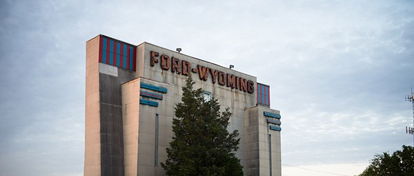 Nearly 70 years later and Dearborn's Ford-Wyoming Drive-in is still the star of the show