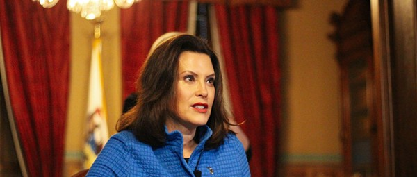 Gov. Whitmer says she sees 'great potential' with coronovirus drug hydroxychloroquine; Detroit is now leading the nation's first large-scale study