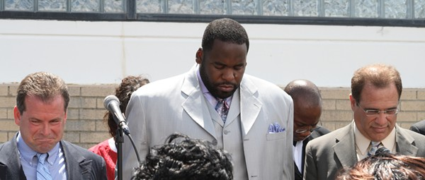 Mayor Duggan offers Kwame Kilpatrick 'a fresh start' if he's released early from prison