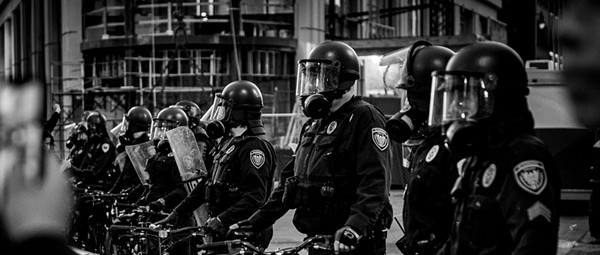 Federal lawsuit accuses Grand Rapids police of using excessive force against bystanders during protest