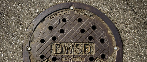 How metro Detroit officials are using raw sewage to track and detect COVID-19 outbreaks