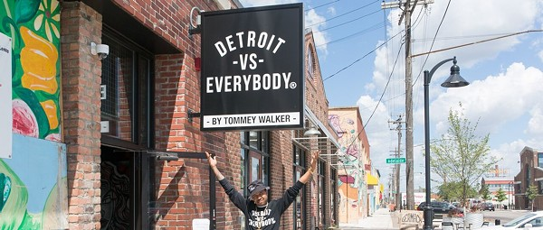 Detroit Vs. Everybody partners with Gucci for $390 T-shirt collection to benefit local nonprofits