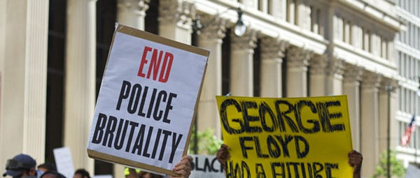 After George Floyd's death, Michigan took little action on police reform
