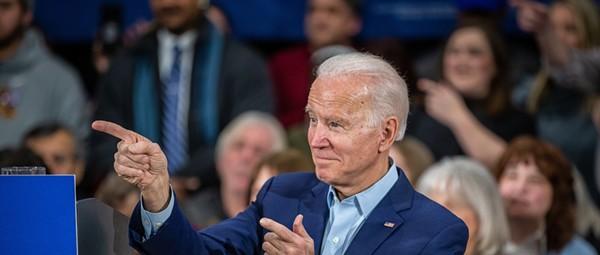 Biden praises Rashida Tlaib, Congress's lone Palestinian American, during Dearborn visit
