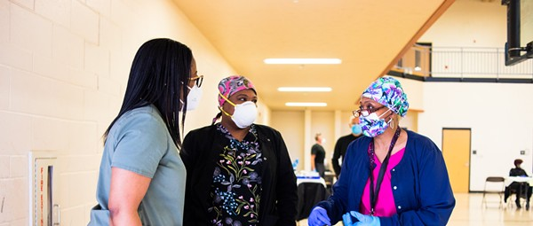 Faith leaders launch campaign to increase vaccination rate among Black residents in metro Detroit