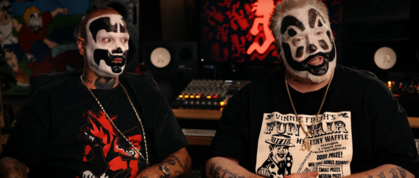 Documentary explores Insane Clown Posse's journey from high school dropouts to First Amendment warriors
