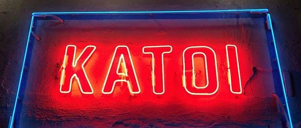 Why Katoi is an offensive restaurant name and should be changed
