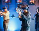 Ferndale's virtual-reality arcade VR+ Zone is a trip