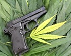 Guns or marijuana? Even in pot-friendly states like Michigan, residents can only choose one