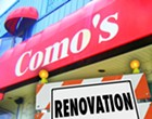 Como's in Ferndale shut down by health department