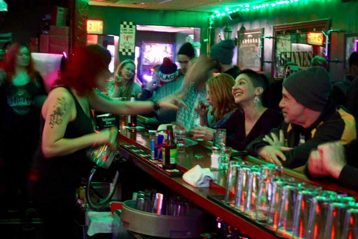 Danny's Irish Pub in Ferndale.