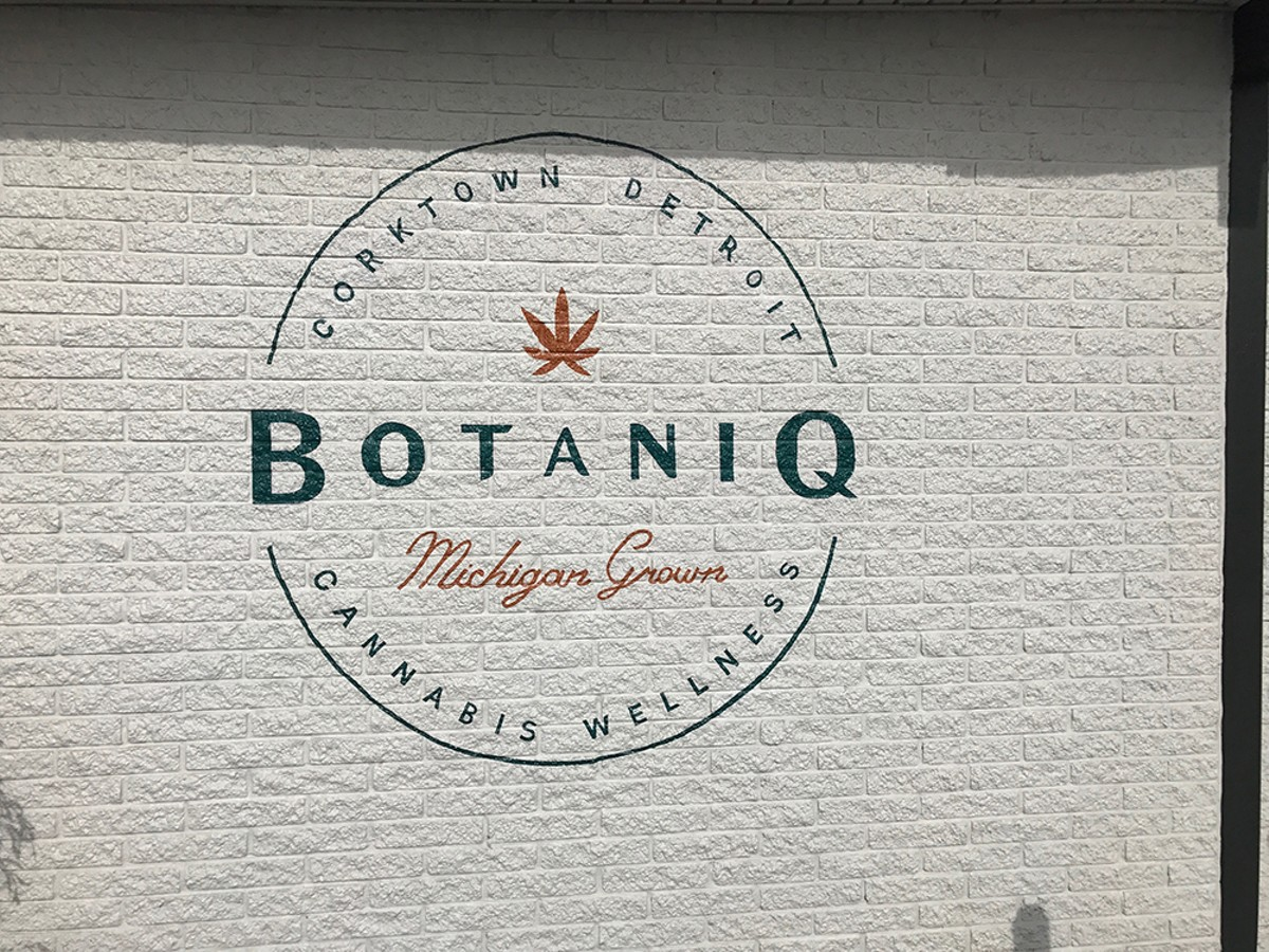 BotaniQ brings a slick, clean provisioning center to Corktown.